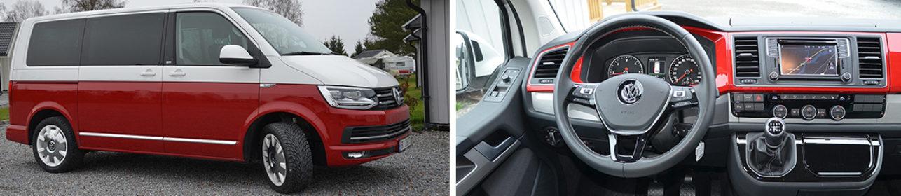 Części nowe i używane do Volkswagen: T4, T5, CARAVELLE, MULTIVAN, LT, CRAFTER, CADDY